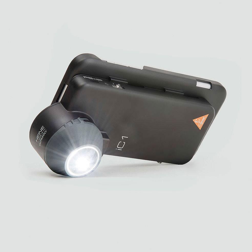 intellipix medische vakhandel iC1 Dermatoskop Aufnahmegerät