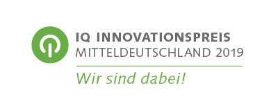 Teilname am IQ Innovationspreis Mitteldeutschland 2019